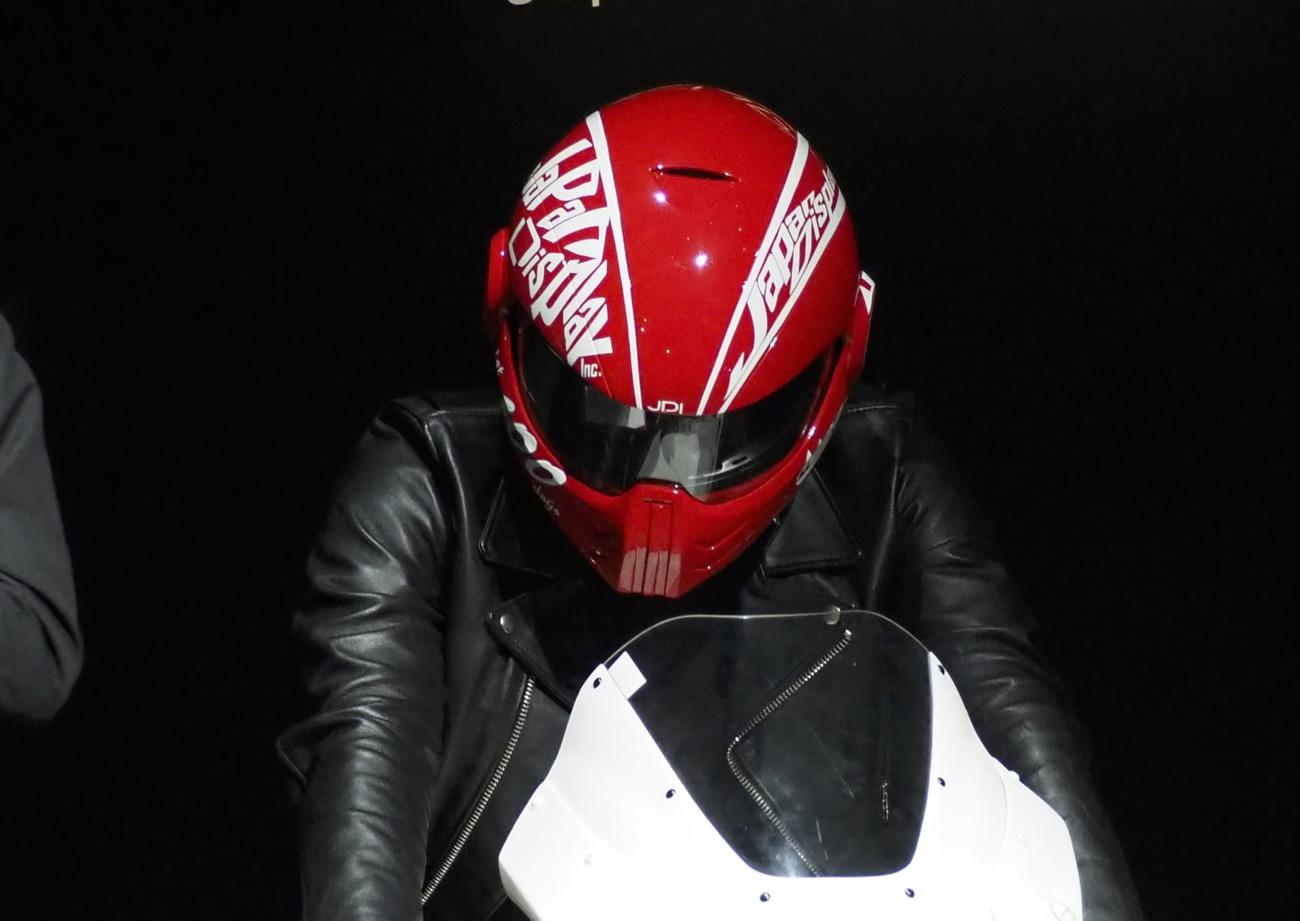 JDIがスマートヘルメット(バイク用)を発表!気になる値段や発売日は?