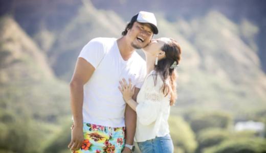 小原正子と夫のキスショットが気持ち悪い。ブログ収入目的?の声